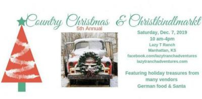 5th Annual Country Christmas Christkindlmarkt crop